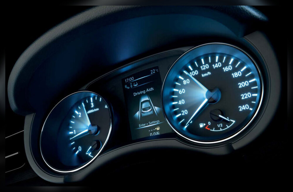 Turvakilbi tehnoloogia tõi Nissanile prestiižse auhinna