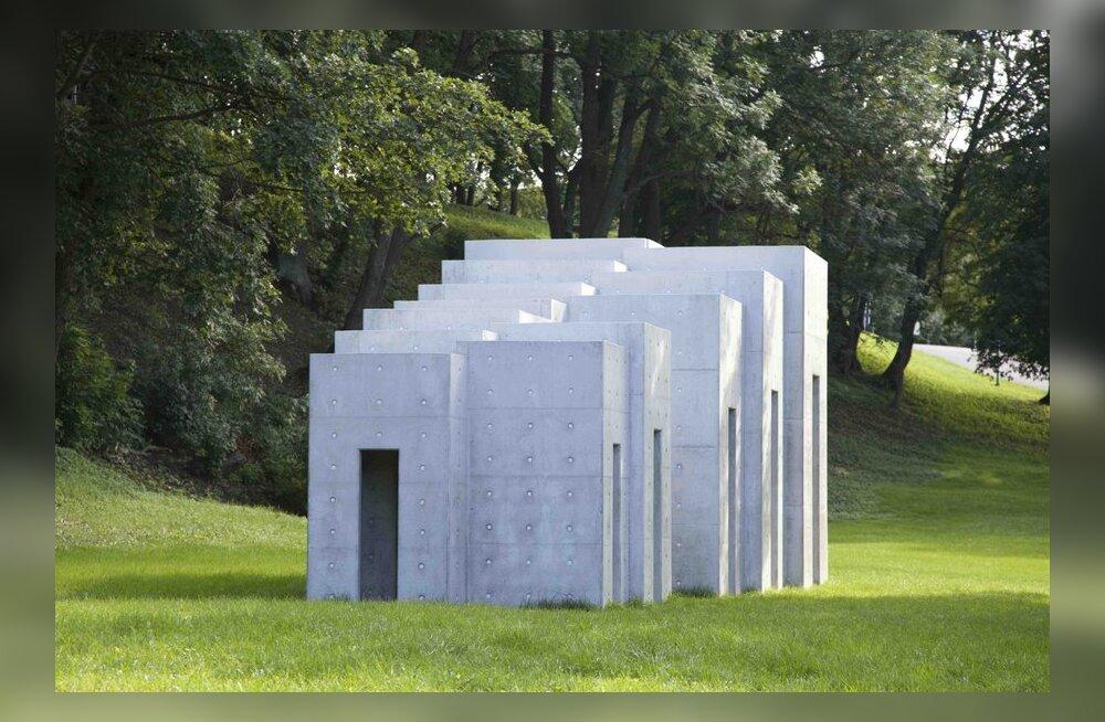 Бетонным сооружением года стала звуковая скульптура Cromatico