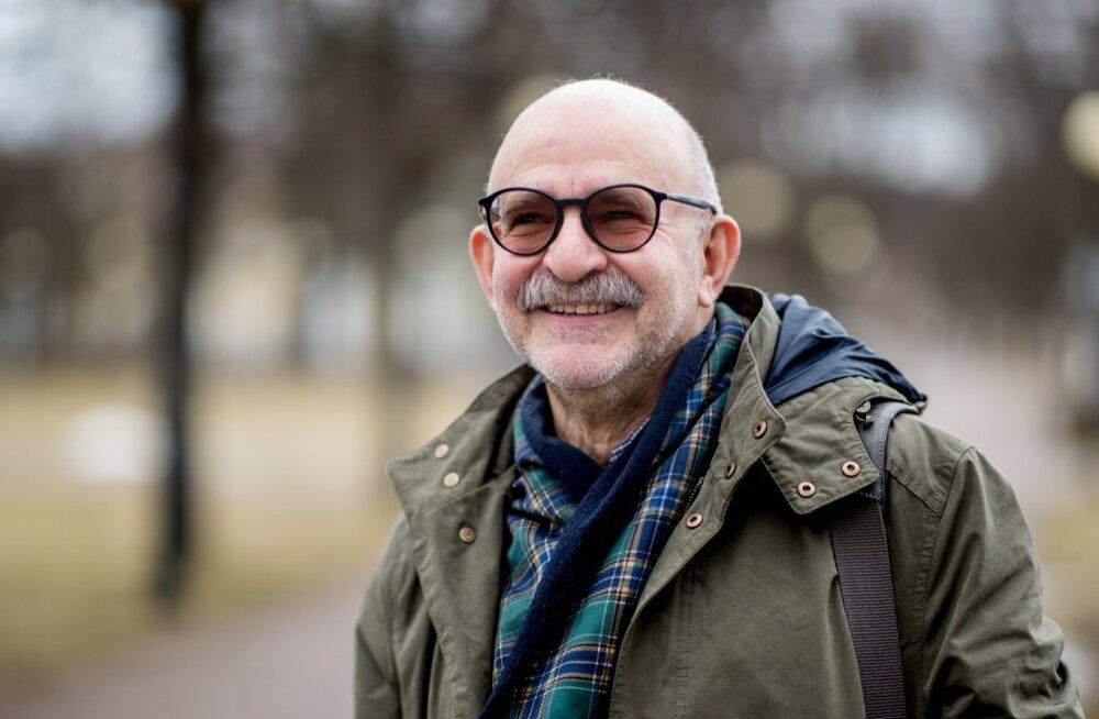 """""""Mis on minu etteheide praegustele valitsejatele – räägime nendest probleemidest, mis on meie probleemid tegelikult...,"""" ütleb David Vseviov."""