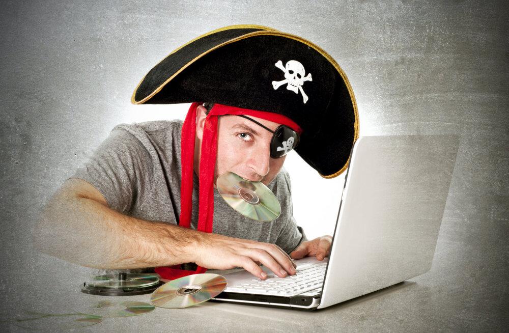 Uuring: alla viiendiku eestlasi on viimasel ajal vaadanud piraatfilme