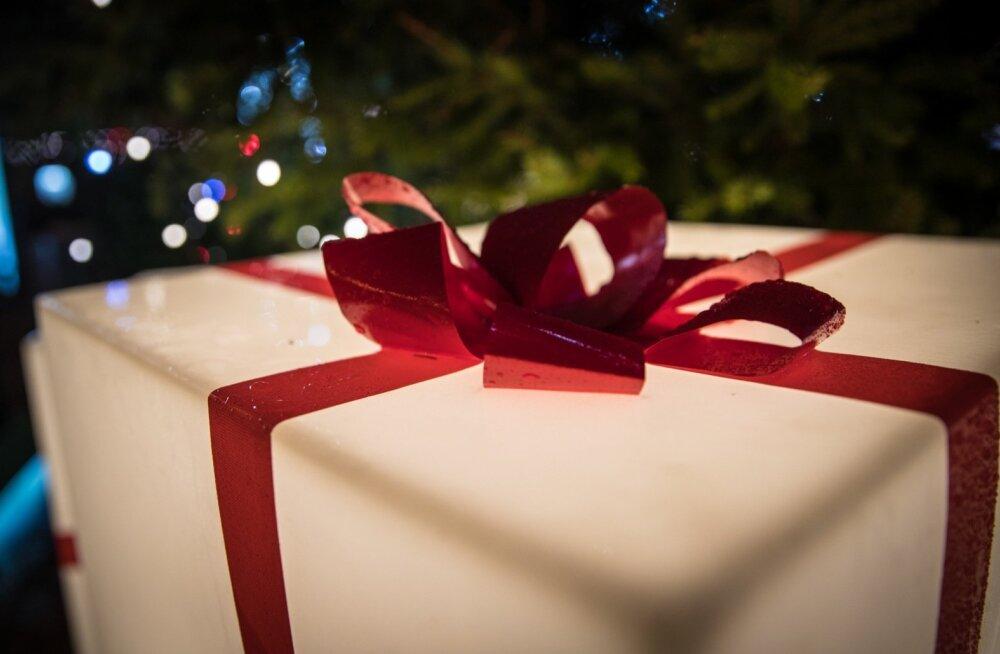 Исследование: какие рождественские подарки жители Эстонии не любят больше всего?