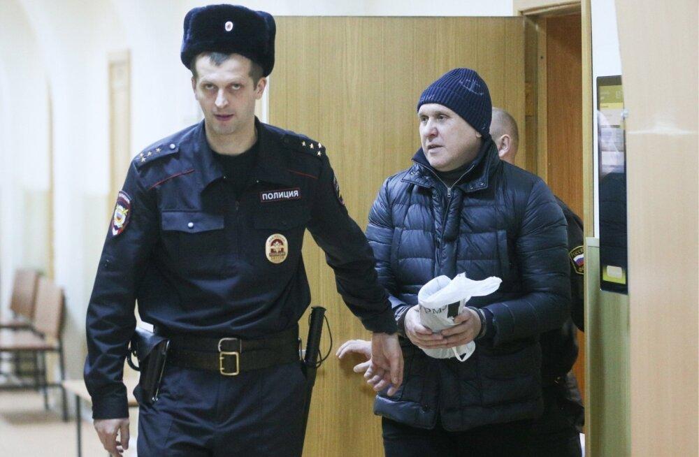 Eeluurimisvanglas tapeti Vene riikliku kosmosekorporatsiooni tegevdirektor