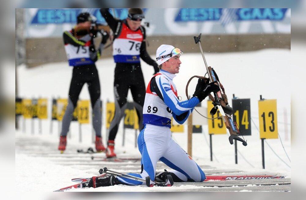 Eesti lahtised meistrivõistlused laskesuusatamises.