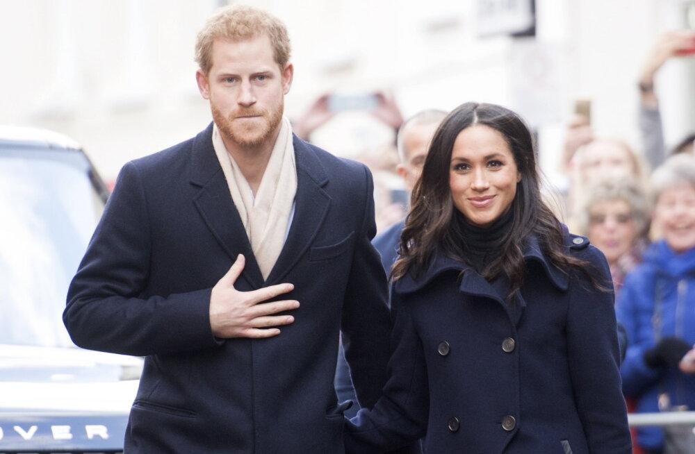 Kas just selline võib olla prints Harry kihlatu Meghan Markle'i pulmakleit?