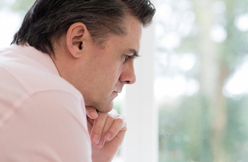 Keskealised mehed tunnevad kõige rohkem puudust SELLEST ja see on tegelikult väga kurb
