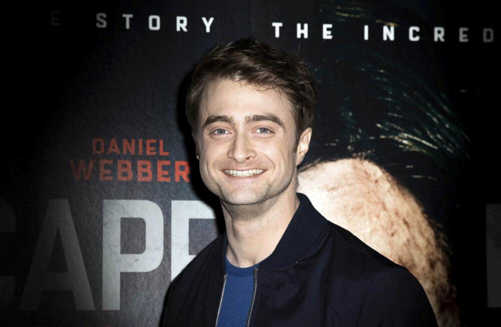 Daniel Radcliffe: Harry Potter tegi minust alkohooliku