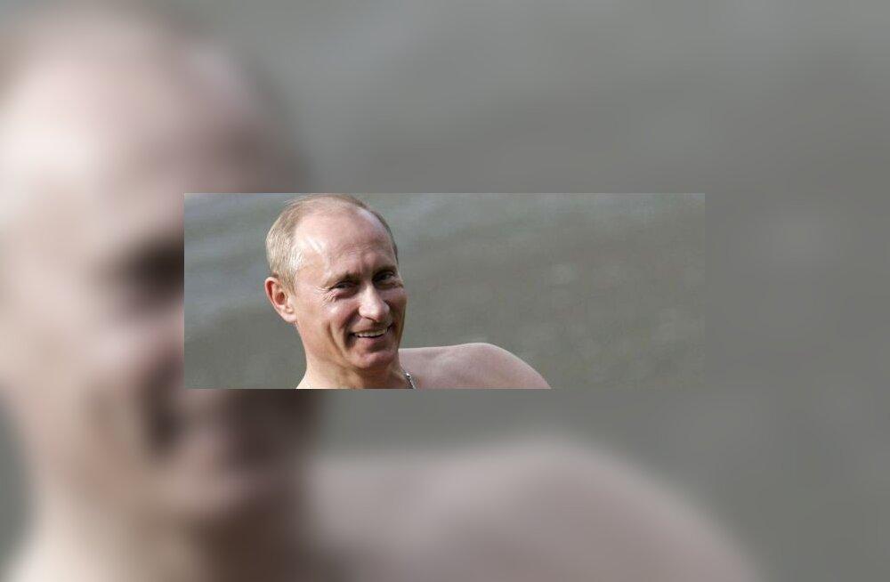 Putin sukeldus maailma sügavaima järve põhja