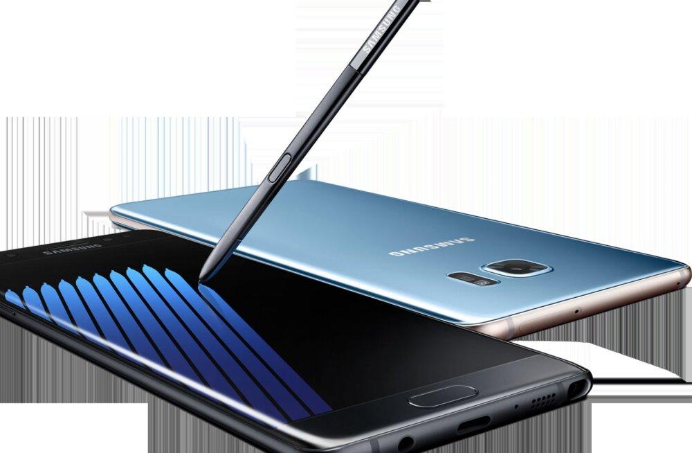 Началась предпродажа Samsung Galaxy Note7