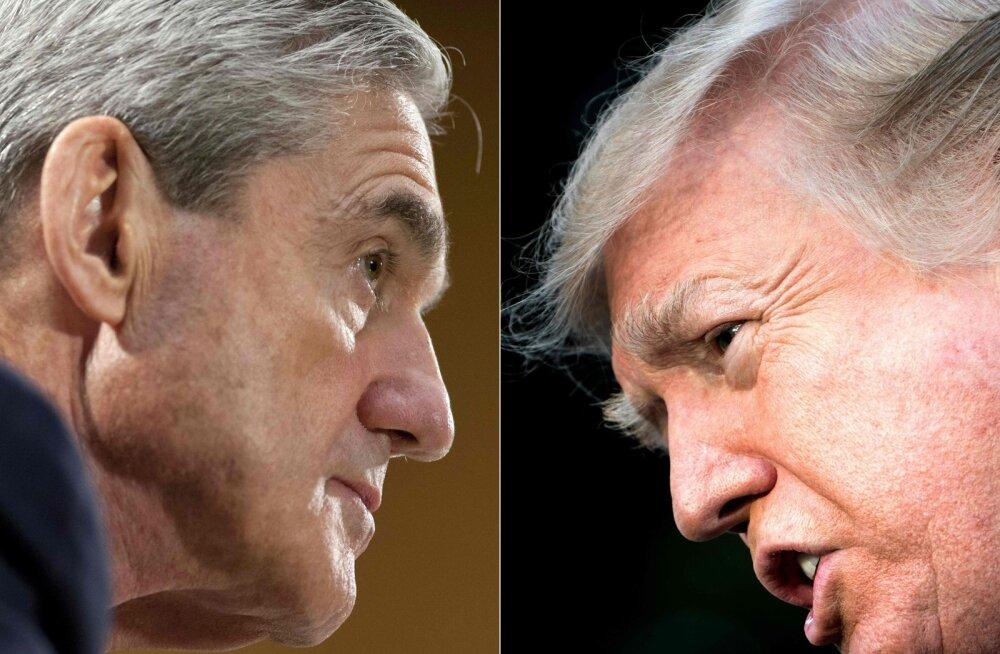 Eriprokurör Mueller tahab Trumpi üle kuulata, juba on küsitletud ka justiitsminister Jeff Sessionsit