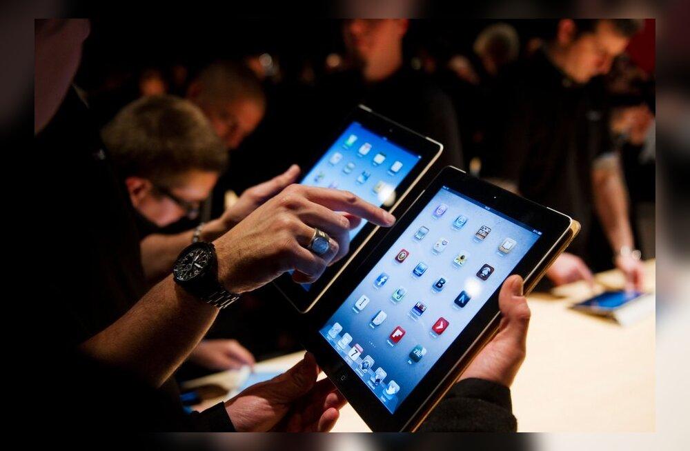 Lugeja: I-pad ja Samsungi tab-id pole sugugi ainukesed võimalused!