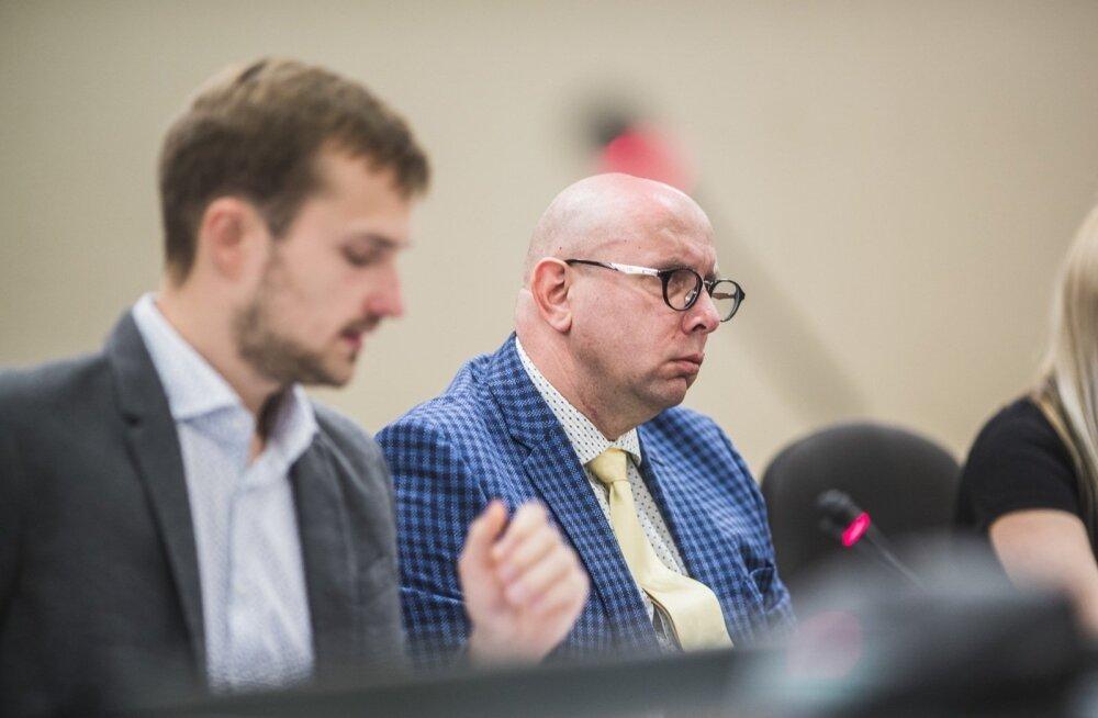 Суд отстранил прокурора по делу бывшего вице-мэра Тарту Валво Семиларски