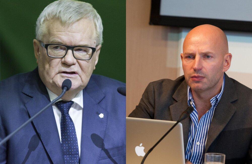 Keskerakond ERJK pihtide vahel: tagasi tuleb maksta 220 000 eurot keelatud annetust
