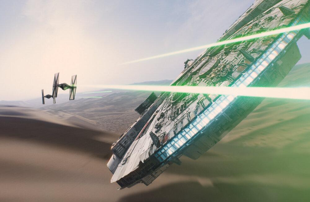 """""""Star Warsi"""" teleseriaali hakkab tegema """"Raudmehe"""" režissöör"""