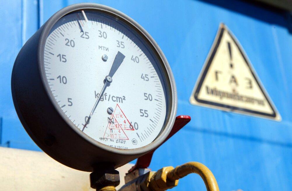 Eesti ostis maagaasi Gazpromilt odavamalt kui seda müüdi Leedu gaasibörsil