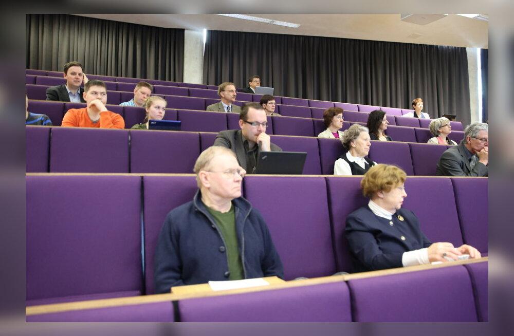 Свидетельства об окончании семестра Нарвского университета для старшего поколения получат 111 студентов