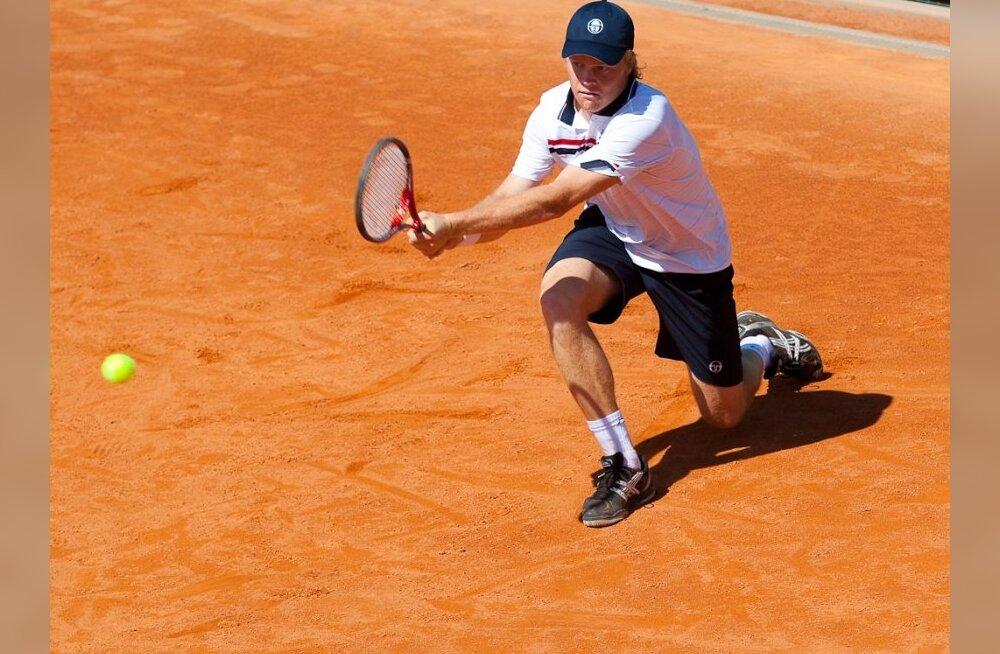 Теннис: Юрген Зопп вышел в полуфинал турнира в Китае