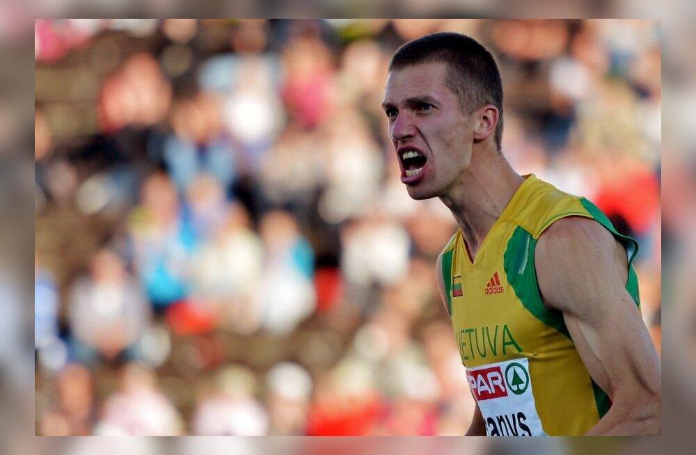 EMi kolmanda päeva medalivõitjad: Leedu napsas hõbeda
