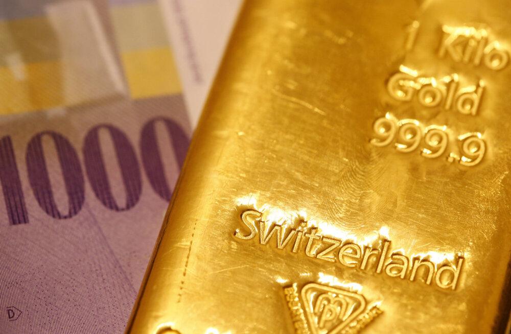Unustage Skandinaavia. Järgimist väärib õnnelik rikaste kapitalistidega Šveits