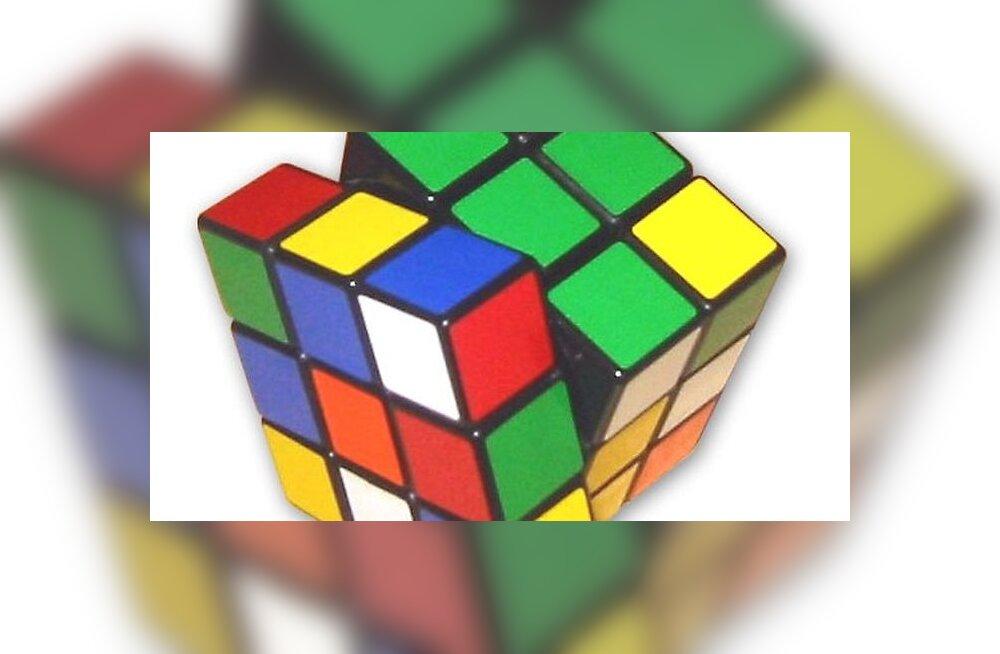 Rubiku kuubiku kood murti lahti: lahenduseks piisab 20 käigust