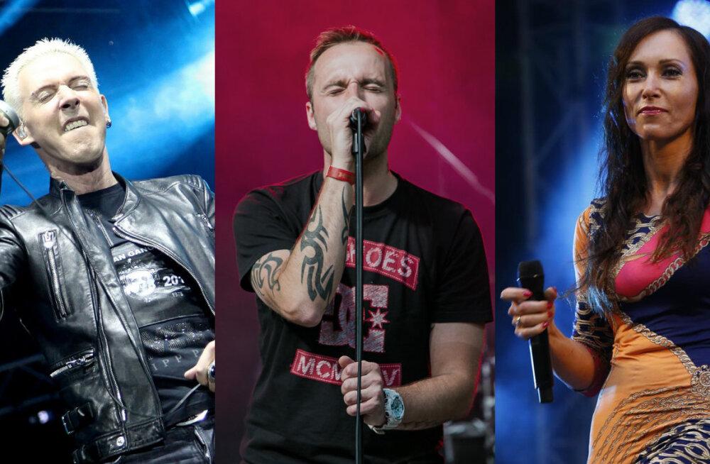 LOE, kes rokib reedel ja kes möllutab laupäeval: Retrofestival We Love the 90's avaldas staaride esinemispäevad