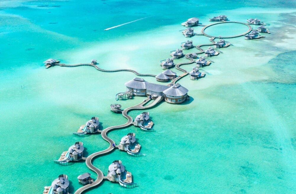 Tõeline pärl! Kvaliteetlend Qatar Airwaysiga muinasjutulistele Maldiividele, 12 ööd ja hommikusöök maksab ainult 684 €