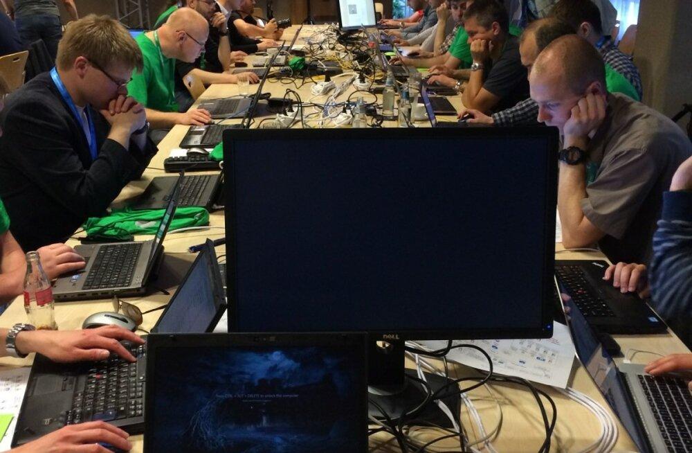 Locked Shields on iga-aastane tehniline küberkaitseõppus, mida korraldavad NATO küberkaitsekoostöö keskus, Riigi Infosüsteemi Amet, Küberkaitseliit, Eesti kaitsevägi, Soome kaitsevägi ja teised partnerid.