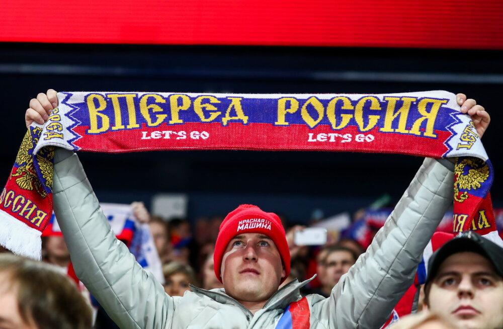 Россия обыграла Канаду в овертайме и впервые выиграла Кубок Вызова