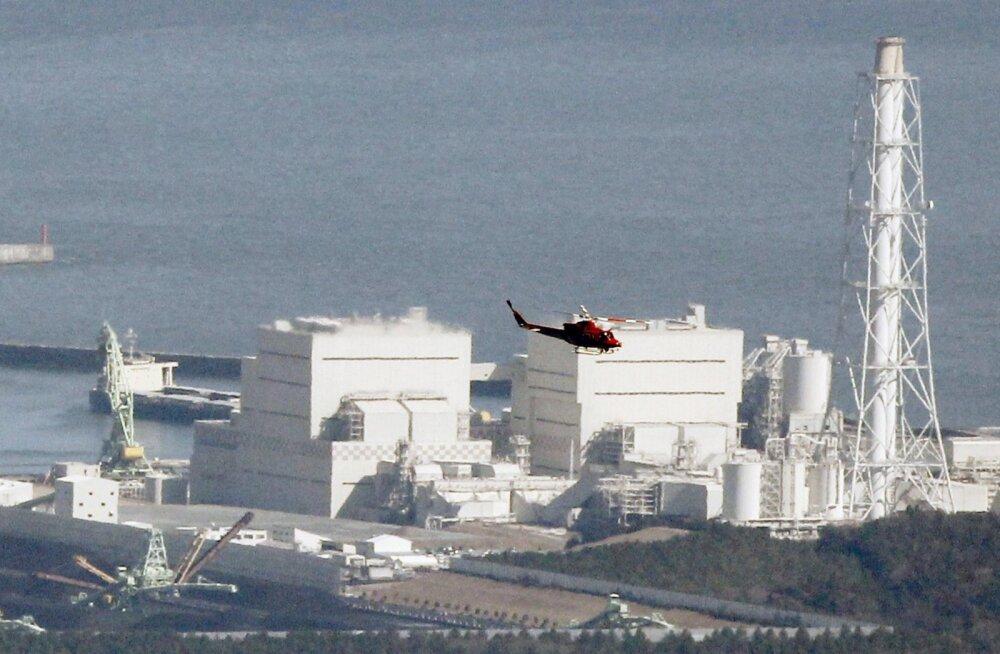 Fukushima õnnetus kiiritas iga inimest Maa peal keskmiselt ühe röntgenülesvõtte jagu
