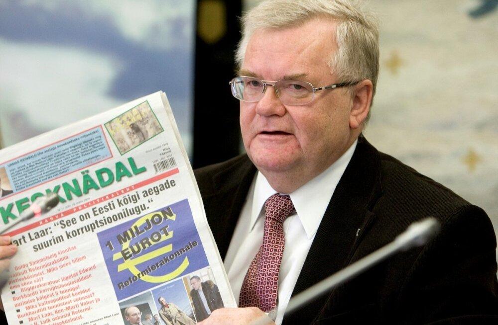 Kohus: Keskerakond ja Kesknädal peavad maksma maailmakuulsale fotograafile hüvitist