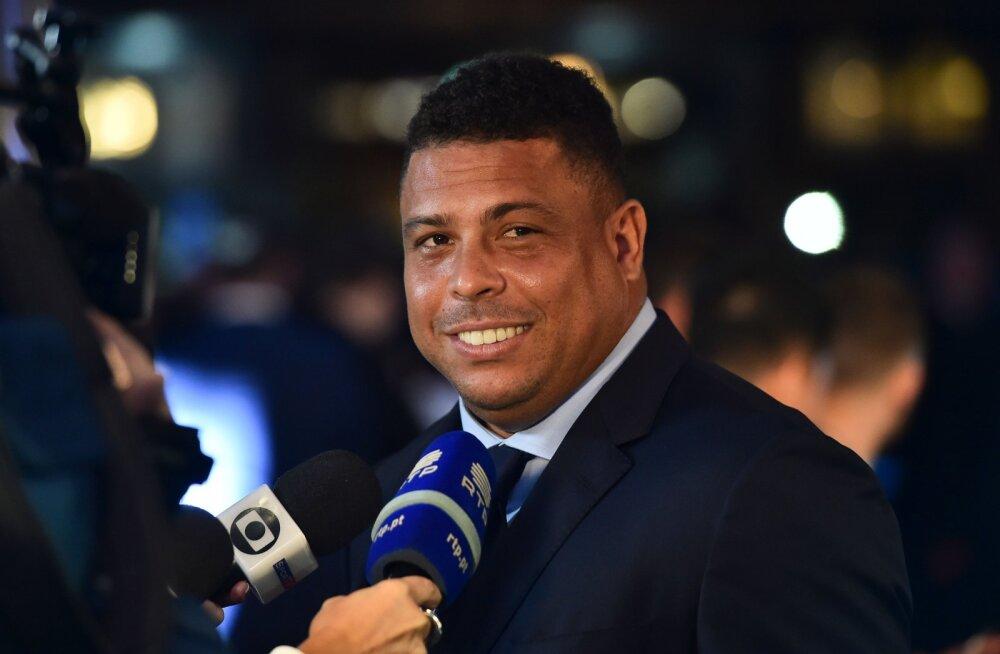 Ronaldo: lasin endale vasektoomia teha, kuid külmutasin nii palju spermat, et naine saaks endale soovi korral vutimeeskonna jagu lapsi