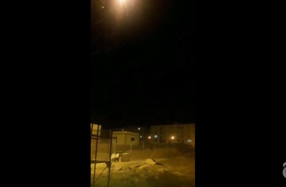 Видео взрыва украинского Boeing