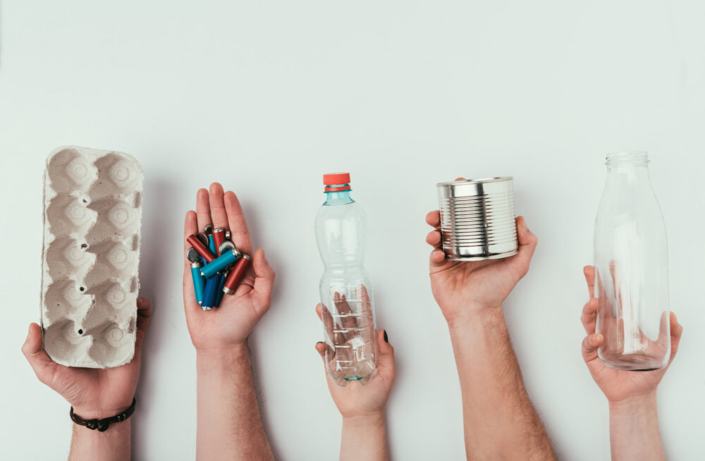Prügisorteerimise ABC: mis on mis ja kuidas jäätmete tekkimist vähendada?