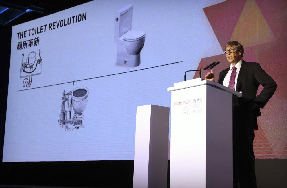 Bill Gates teeb kemmergurevolutsiooni