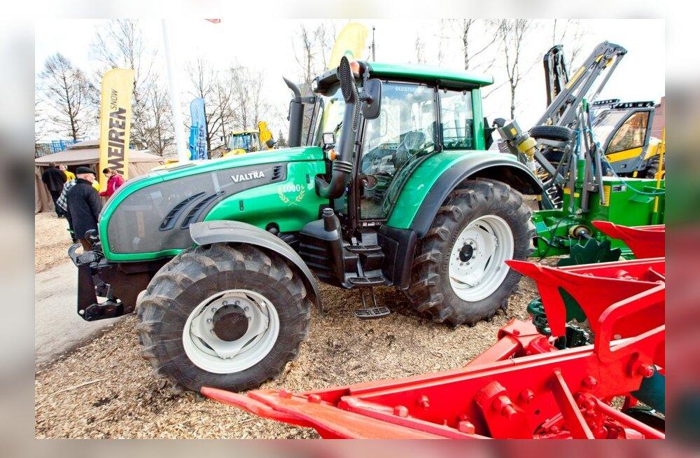 Põllumehed peavad investeeringuplaane