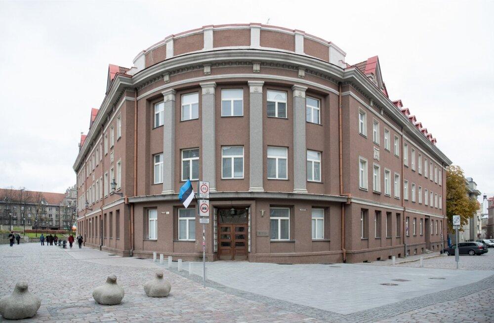 RKAS müüb nelja miljoniga endist ministeeriumi hoonet
