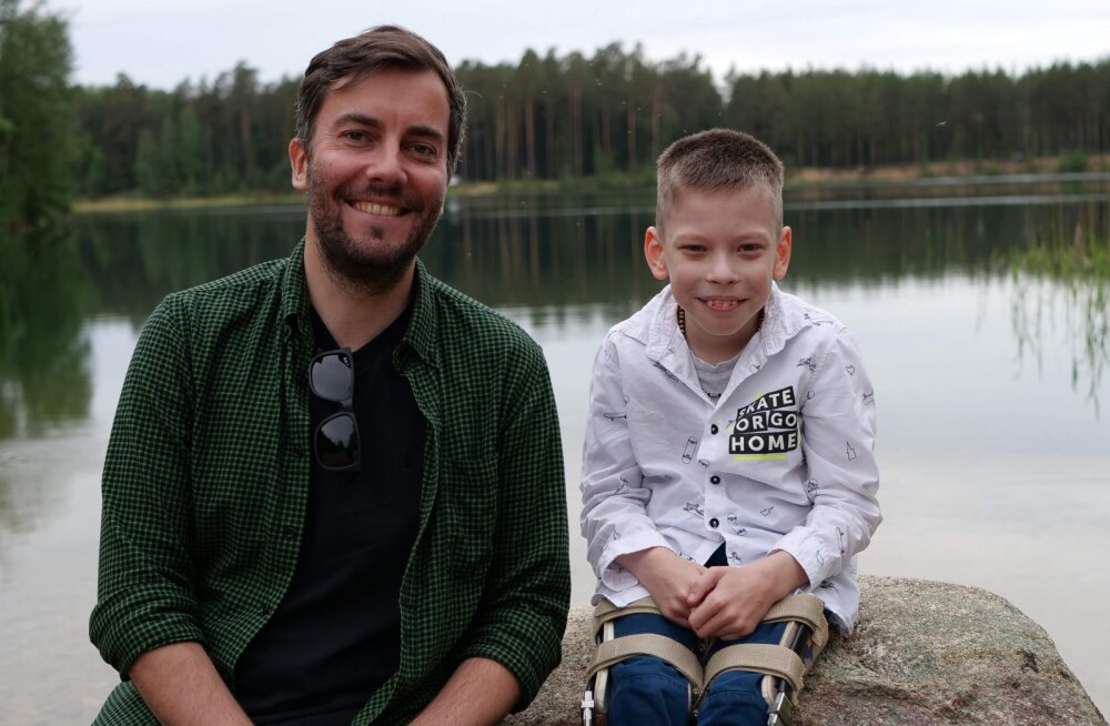 Jookseme Kevini kõndima: Lastefond ja Peetri Jooks kutsuvad heategevusjooksule, et 11aastane Kevin iseseisvalt liikuma saaks
