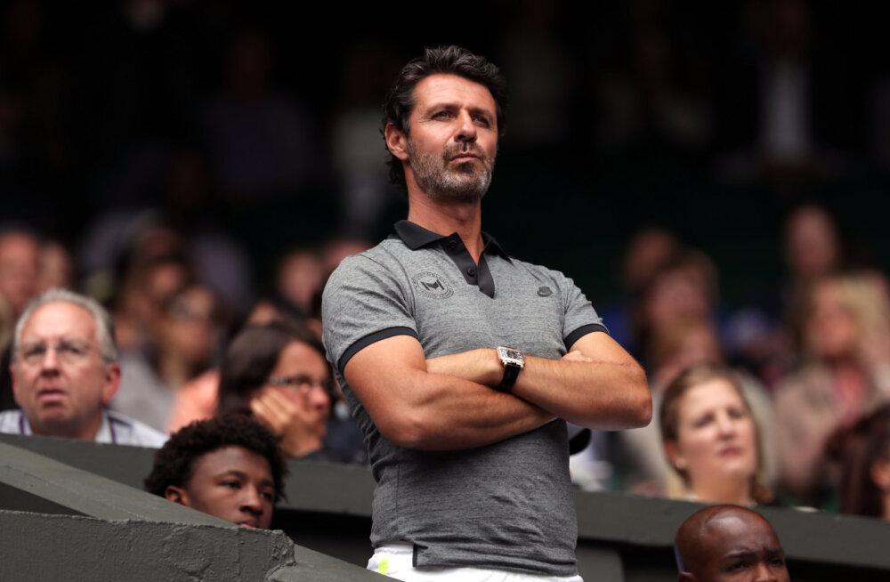 Patick Mouratoglou käivitab koroonaajal viienädalase ilma pealtvaatajateta tenniseturniiri