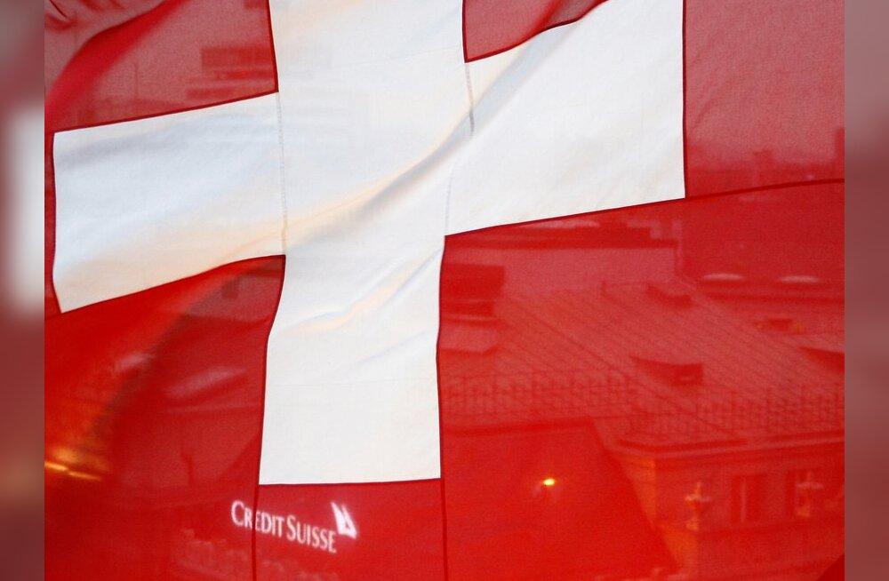 Рапорт: эстонцы в 20 раз беднее швейцарцев