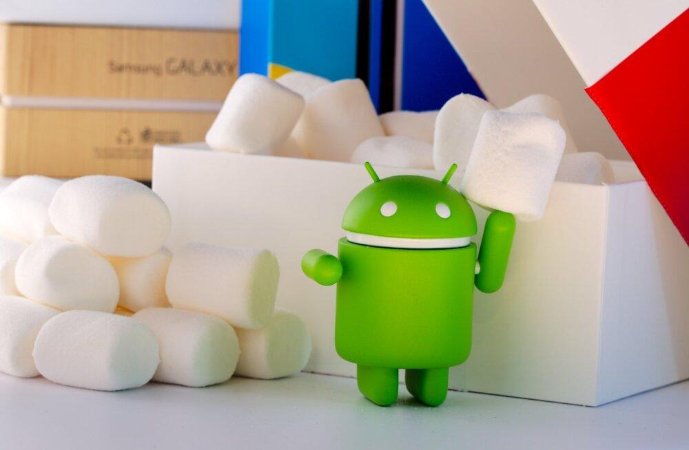 Elisa laseb kliendil Google Play veebipoes ilma kohe maksmata ostelda
