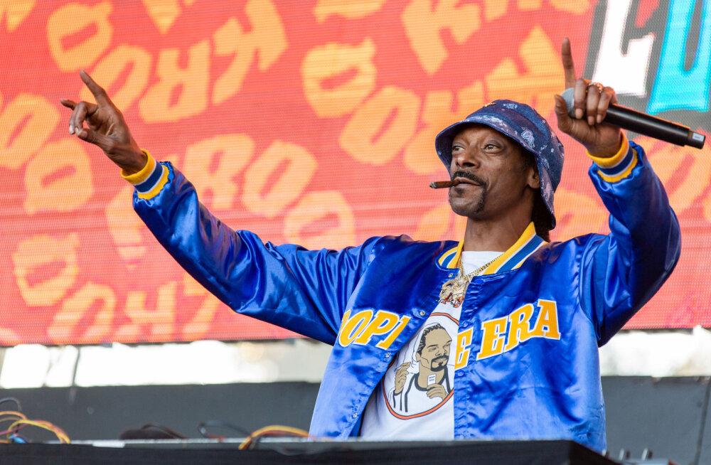 Snoop Doggi kontsert tühistatud! Piletiostjail on õigus raha tagasi nõuda