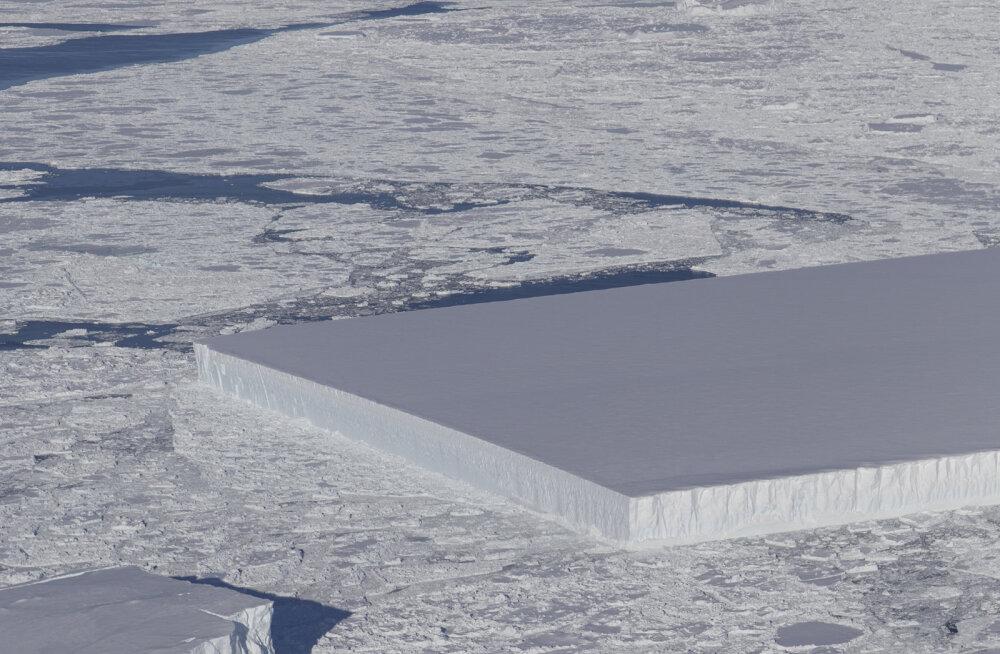 KUULA | Antarktika jääväljade sulamisega käib kaasas õudne ebamaine heli