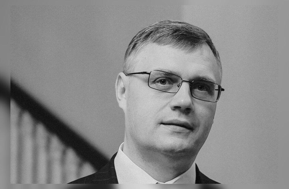 51-aastasena suri Eesti rahaajaloo asjatundja Allan Tohv