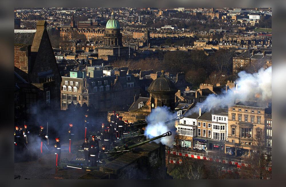 Edinburghi linnapuhkuse reisijuht