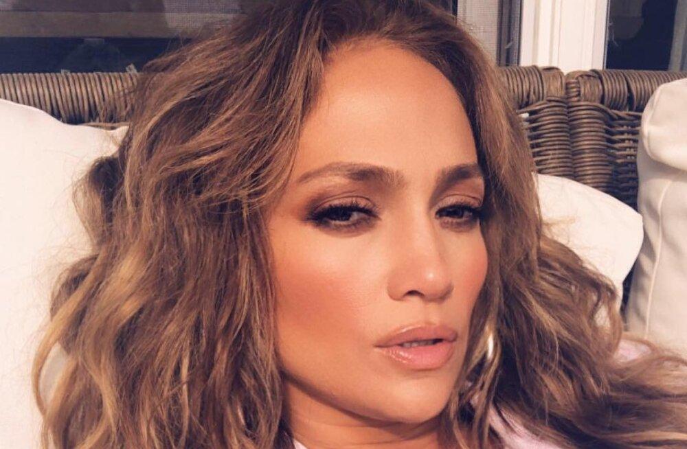 Popstaar Jennifer Lopez lajatab: kõik mehed on enne 33. eluaastat täiesti kasutud!