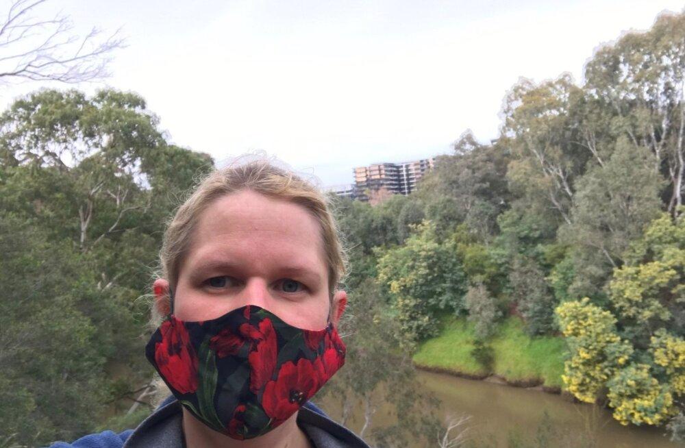 Эстонка о второй волне коронавируса в Австралии: на улицу после восьми ни ногой, зато скачки – пожалуйста