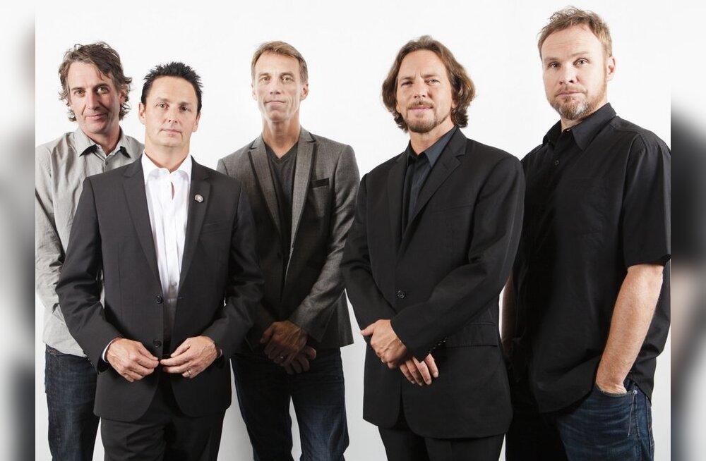 Vaid täna saab kinodes näha dokumentaalfilmi legendaarsest ansamblist Pearl Jam