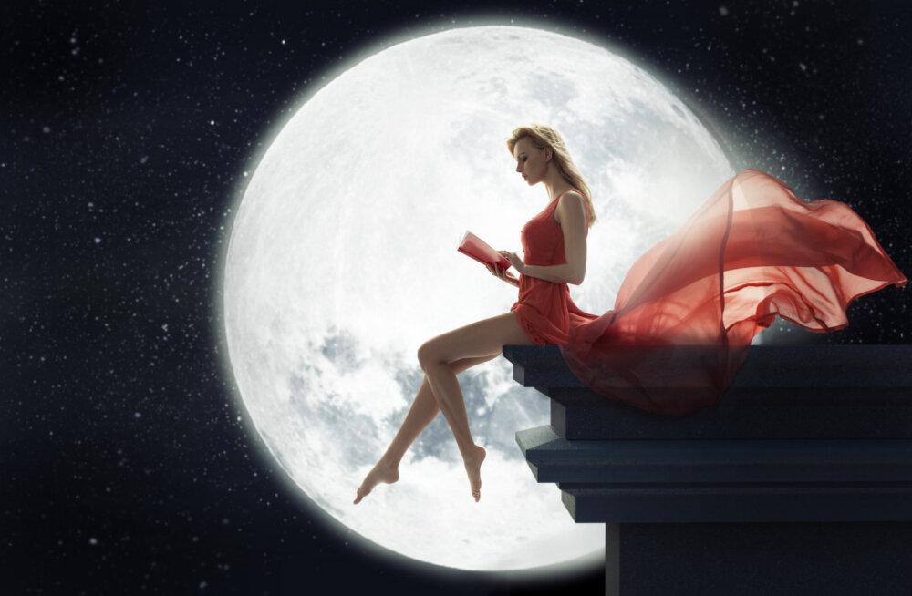 Täna taevas kõrguv Neitsi märgi täiskuu toob pinnale kõik selle, millest peaksid oma elus vabanema