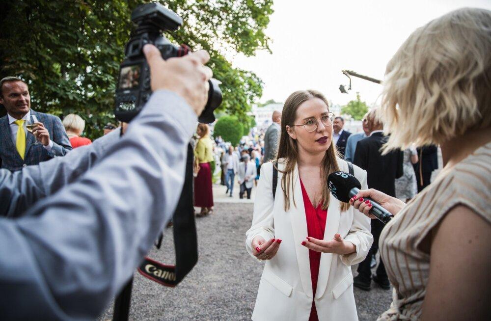 Lugejakiri: vastuseks Sveta Grigorjevale. <em>Sorry</em>, aga ka lihttöölise laps saab Eestis läbi lüüa