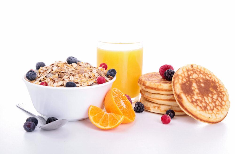 Завтрак: все-таки себе или врагу?