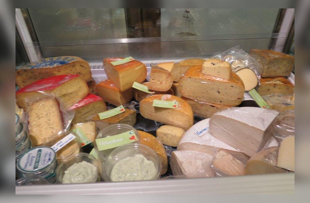 Venemaa valitsuselt nõutakse taimerasvadest juustulaadsete toodete sisseveo keelamist